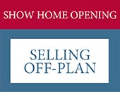 Selling off plan