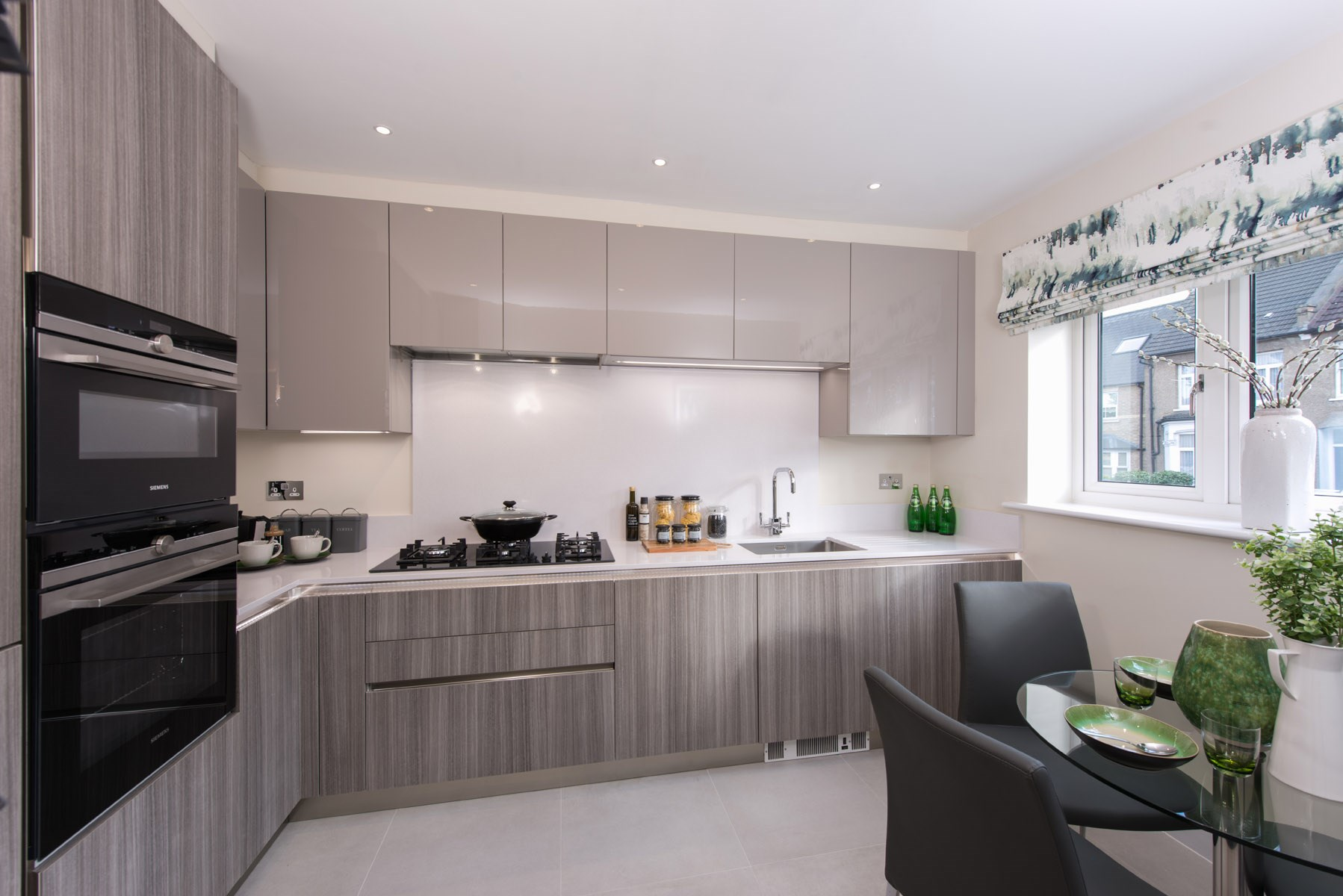 Plot 2 - Kitchen