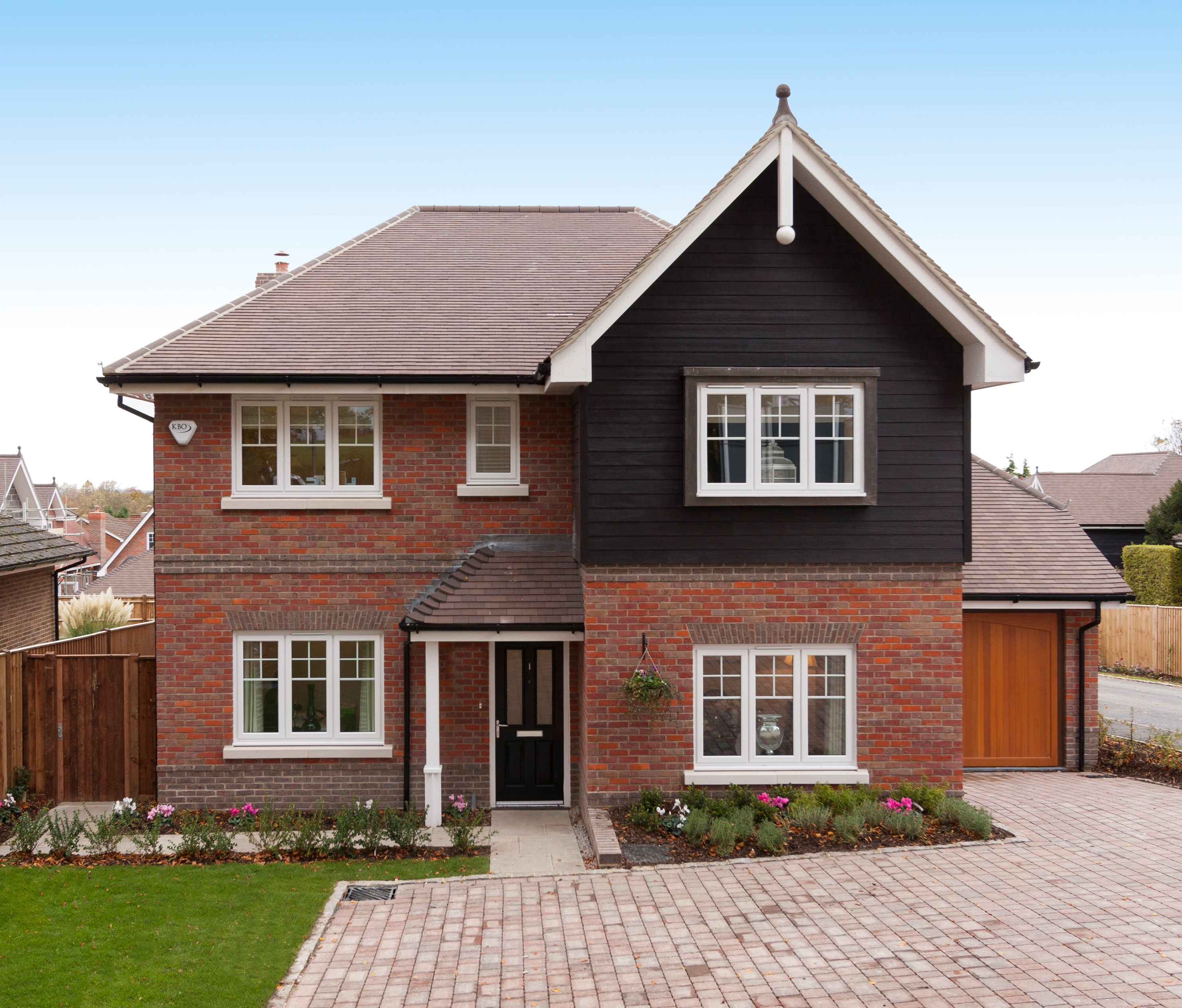 New Family Homes In Bookham