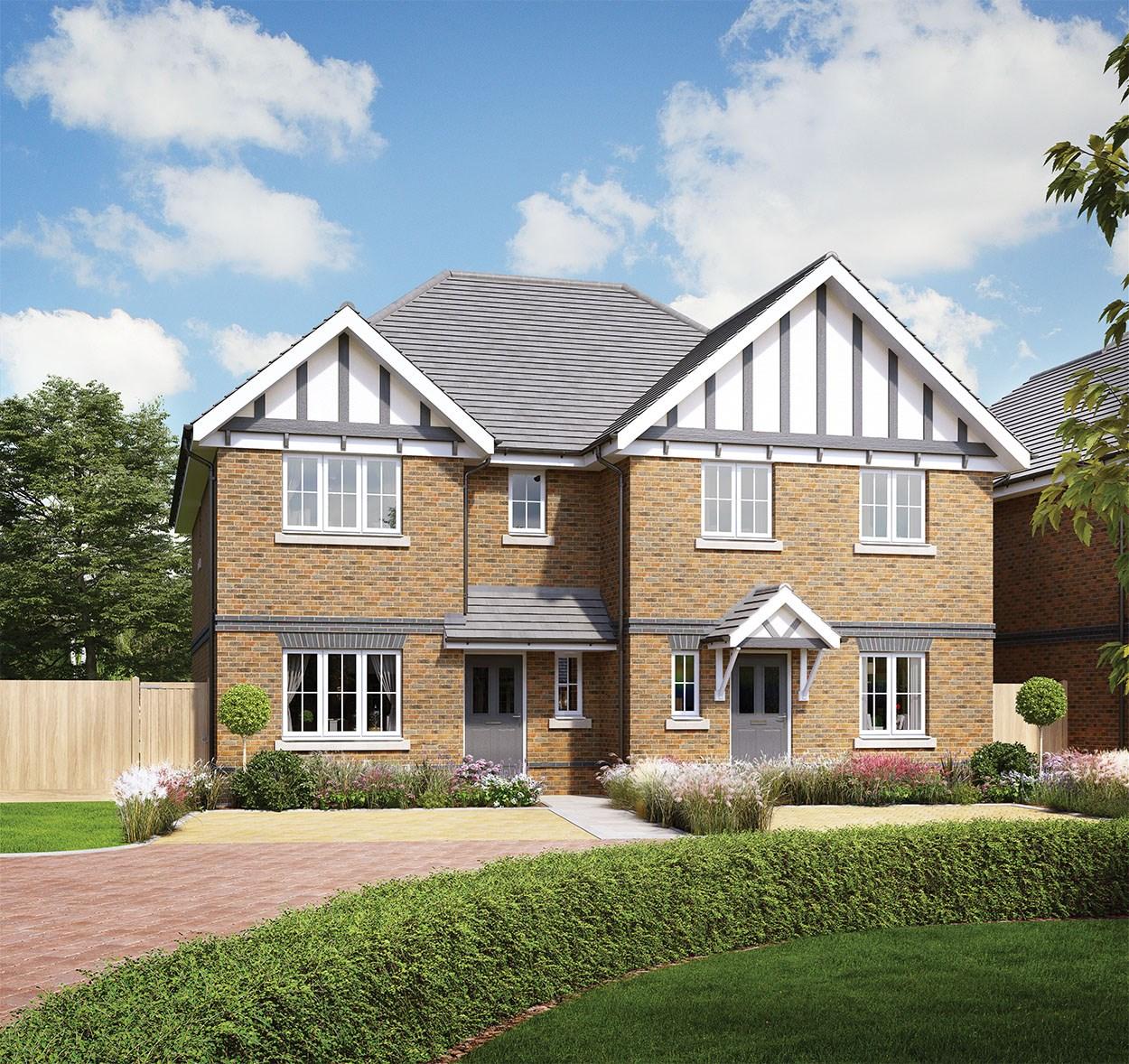 Berkshire Apartments: New Homes Berkshire (Berks), For Sale