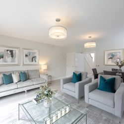 Show Home Now Open At Foley Place Farnham