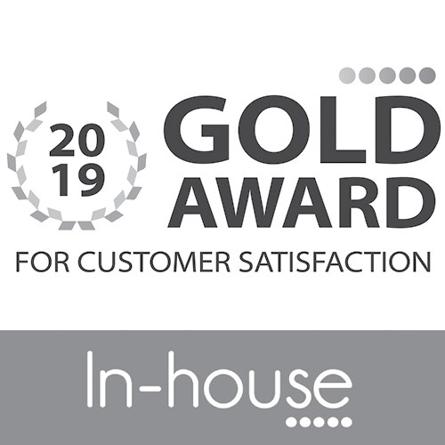 In-house gold award 2018