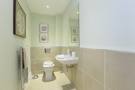 Cedars Park Show Home Ground WC
